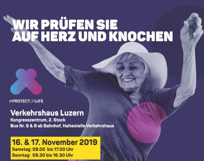 ProtectUrLife am 16. und 17. November 2019
